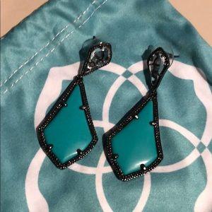 Kendra Scott Color Bar Alexa earrings
